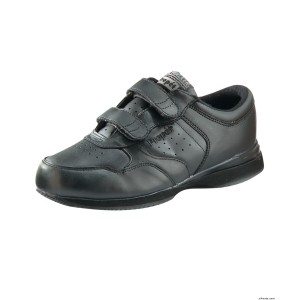 Men's Wide Fit Propet Shoes - Fit Up To Size 14 - Arthritis Leather Sneakers For Men