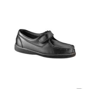 Men's Arthritis Wide Easy Closure Shoes - Fit Up To Size 14 - Wide Fit