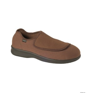 Mens VELCRO Shoes With VELCRO Brand Straps - Fits Up To Size 14
