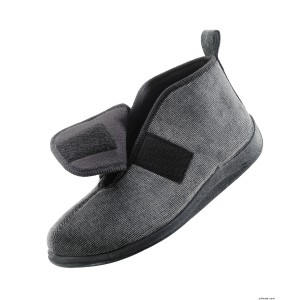 Comfortrite Slippers For Men - Extra Wide Extra Deep Fit