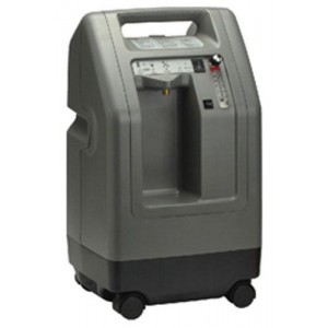 Oxygen Concentrator 5-Liters Compact With O2 Sensor