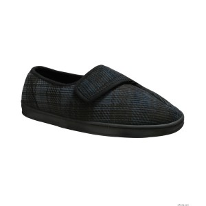 Men's Comfy Slippers - Arthritis - Wide Fit Slipper