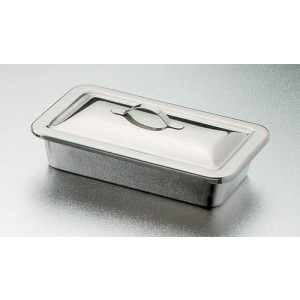 Instrument Tray With Lid 8-1/2 X 4-1/2 X 1 1/2