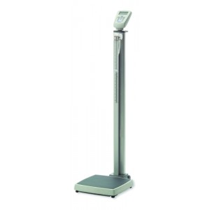 Healthometer Physician Digital Eye-Level Scale With Height Rod