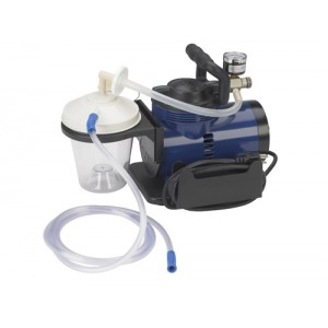 Suction Aspirator Unit With 800cc Cannister Heavy-Duty