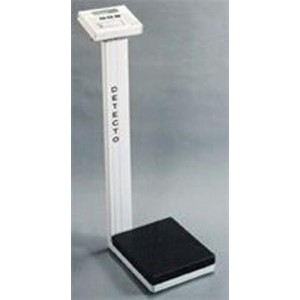Waist High Digital Scale With Ht Rod (Detecto#6129)
