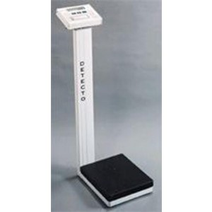 Waist High Digital Scale Without Rod (Detecto# 6127)