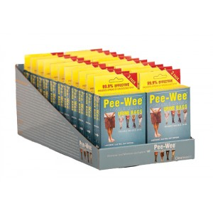 Pee-Wee Disposable Urinal