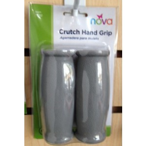 Hand Grips For Crutches Tan