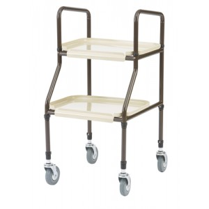 Hand Trolley With Trays