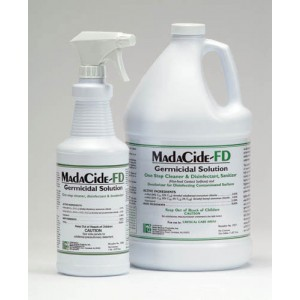 MadaCide FD Disinfectant 128oz Gallon