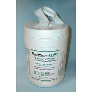 MadaCide FDW Plus / Wipes Tub/160
