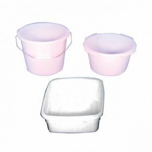 Pail for All MJM Shower Chairs10 QT