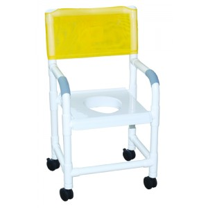Shower Seat with Full Support Snap-on Seat