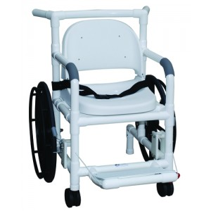 Shower Chair Multi-Purpose PVC Self-Propelled Aquatic/Rehab