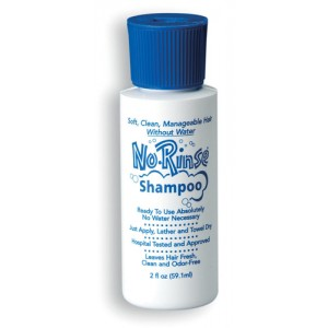 No-Rinse Shampoo 2 oz