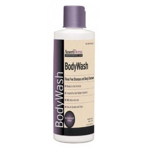 Bodywash Rinse-Free Shampoo And Body Cleaner 8 oz