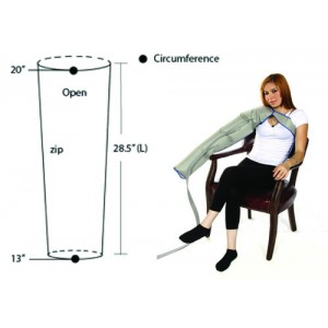 Lymphadema Garment Arm Single