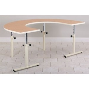 U-Shaped Table 72 L