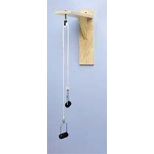 Wall Pulley Wooden