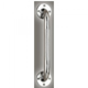 "Wall Grab Bar 12"" Chrome"