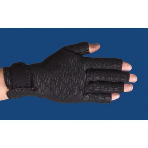 Thermoskin Arthritic Gloves Small 7 -7.75 (Pair) Black