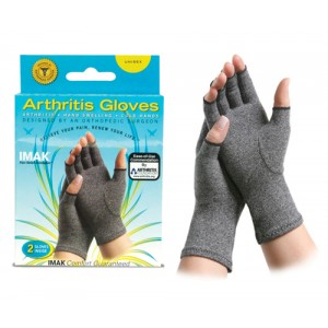 IMAK Arthritis Gloves-Med/Pair