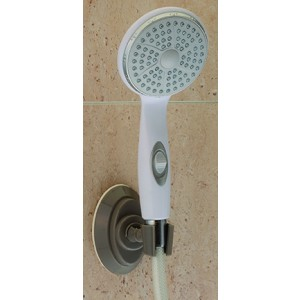 Suction Cup Showerhead Holder