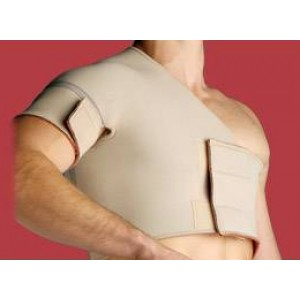 Thermoskin Single Shoulder Right Medium Beige
