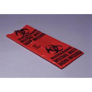 Infectious 'Bio-Hazard Waste Bags-Disp/30 gallon Case/250