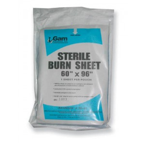 Burn Sheet 60in X 96in Sterile