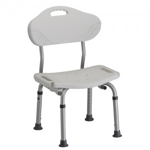 Heavy Duty Bath Seat With Back