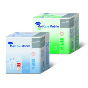 MoliCare Mobile Light Medium Underwear Case/56(4x14) 31 -47