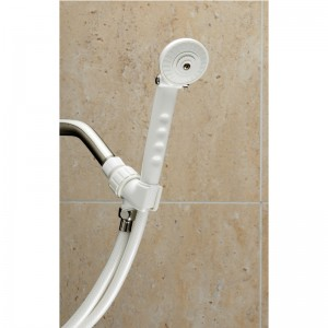 "Handheld Shower 84"" Hose"
