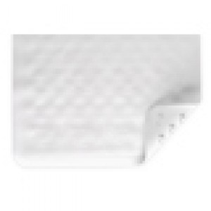 Rubber Bath Mat White Shell