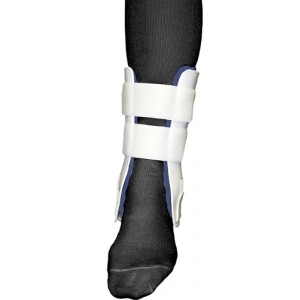 Rigid Stirrup Ankle Brace Regular 9.5