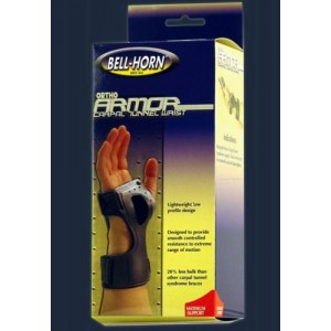 OrthoARMOR Carpal Tunnel Wrist Support Right Large
