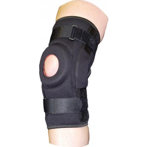 Hinged Patella Knee Wrap 2X/3X