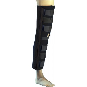 Knee Immobilizer 3Panel 18 L fits 5 -29 Circumference Thigh
