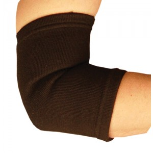 Elastic Elbow Black Large 12 -13