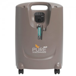 Pure Oxygen Concentrator Non-Oxygen Sensing Drive