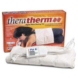 Theratherm Digital Moist Heat Pad--Small 7 x15