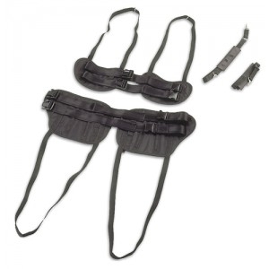 Saunders Pelvic Traction Set Heavy Duty