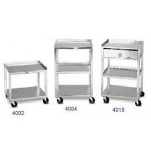 Mobile Cart- 3 Shelf MB-T 29-1/2 Hx18-3/4 Wx16-3/4 D