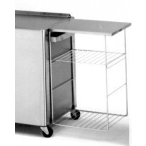 Chattanooga Side Table Rack (use with M4 M2 & SS2 Units)