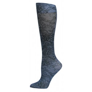 Complete Med Fashion Line (Pair) Midnight Lace 15-20 mm High