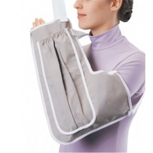 Arm Elevator Sling With Pockets with Ice Bags Universal (Each)