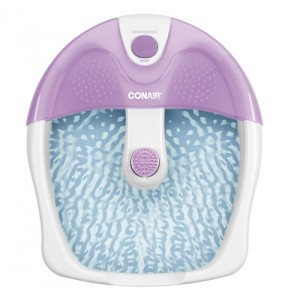 Foot Bath With Vibration & Heat Conair