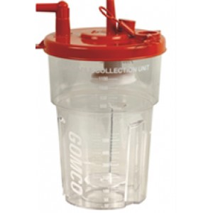 Collection Canisters Case/12 for GMC2701--1100 ml Disposable