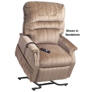 Lift Chair -Monarch 3 Position Recliner Medium-Rosewood